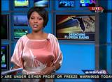 "TAMRON HALL pokies - ""MSNBC News Live"" (May 19, 2009) - *legs, pokies*"
