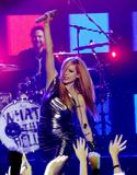 Аврил Лавин, фото 13534. Avril Lavigne Dick Clark's New Year's Rockin Eve with Ryan Seacrest 12/31/10, foto 13534