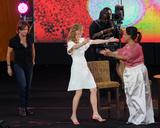 "Nicole Kidman @ ""The Oprah Winfrey Show"" in Sydney 