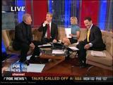 "GRETCHEN CARLSON legs -""Fox & Friends"" (November 11, 2008) - *legs*"