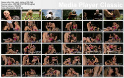 Bigtitsinsports - Kayla Paige, Capri Cavalli - Suck On My Footballs *November 12, 2011*
