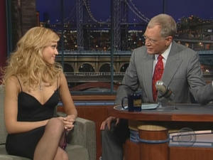 Jessica Alba - Late Show with David Letterman (2005)