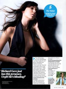 Odette Yustman - Total Film - April 2011