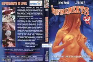 Refinements In Love / Любовные Ухищрения (Carlos Tobalina, Hollywood International Pictures / Impulse Pictures) [1971 г., All Sex,Classic, DVDRip]