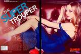 Amanda Seyfried - Glamour Magazine July 2009