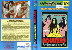 Adultery For Fun And Profit / Супружеская Измена Во Имя Забавы И Прибыли (Richard Robinson, Modern Art Productions / SWV) [1971 г., All Sex,Classic, DVDRip]