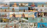 Zoe Salmon - GMTV - cleavage, bikini - 29th June 10