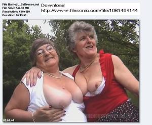 ados lesbian and granny