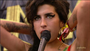 Amy Winehouse -  Rehab @ Glastonbury Festival 2007 |6-23-2007| 18 Mbps DD 2.0 MPEG2 HDTV 1080i