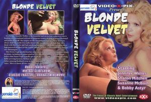 Blonde Velvet / Бархатная Блондинка (Bill Milling (as Dexter Eagle), Video Box Films / VideoXPix) [1976 г., All Sex,Classic, DVDRip]