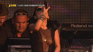 Inna nude FHM nip slip summer festival