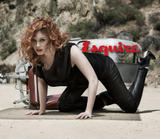 Christina Hendricks - Esquire magazine