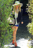Stacy Ferguson | Leaving her Home in Hollywood | August 5 | 8 pics